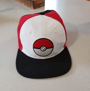 Pokemon baseball hat